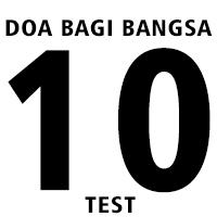 Doa Bagi Bangsa 10 (test)